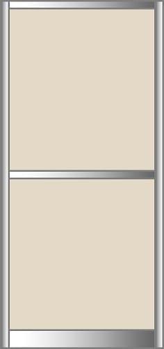 Door - 2 panel