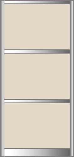 Door - 3 panel
