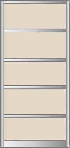5 Equal Panel
